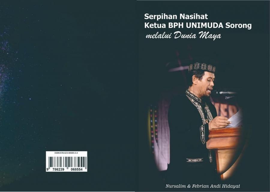7 DOSEN FKIP UNIMUDA SORONG KEMBALI TERBITKAN BUKU BER ISBN