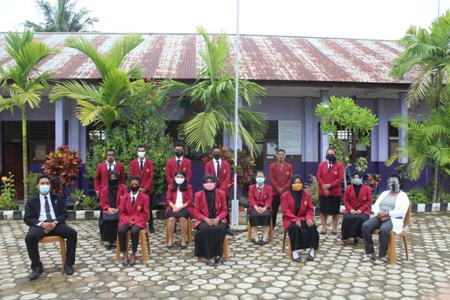 952 Mahasiswa diterjunkan Magang 1 dan Magang 2 di Sekolah se Sorong Raya