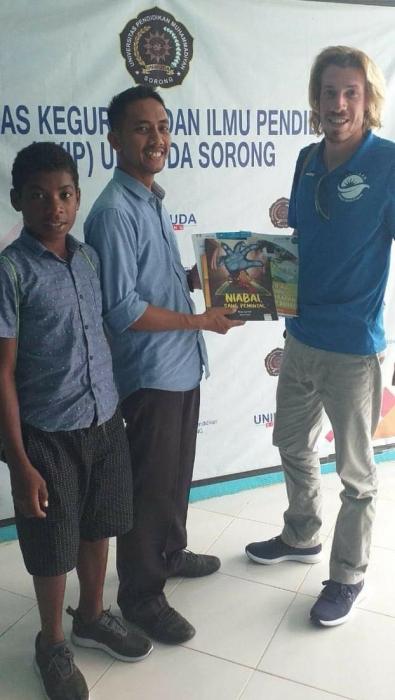 FKIP Unimuda Sorong Jalin Kemitraan dengan Child Aid Papua Foundation dalam Bidang Pendidikan dan Kecakapan Hidup