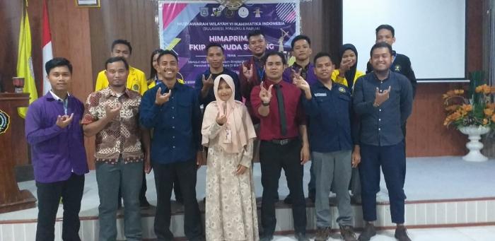 HIMAPRIMA FKIP UNIMUDA SORONG JADI TUAN RUMAH MUSYWIL VI IKAHIMATIKA INDONESIA (REGIONAL SULAWESI, MALUKU & PAPUA)
