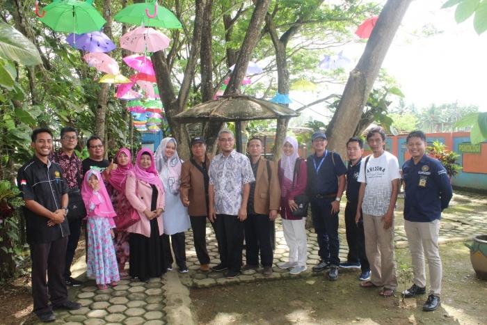 Ketua AST PTM beserta Rombongan Kunjungi UNIMUDA Sorong